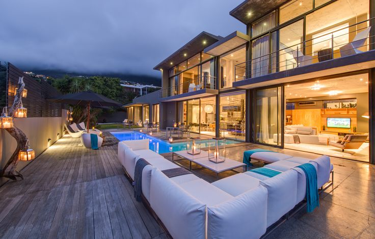 Ultimate luxury guest house or villa rental in Camps Bay.