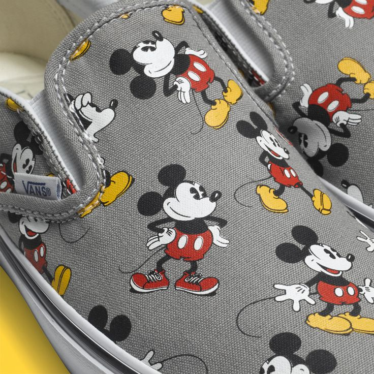 The New Disney x Vans Collection Is Going To Be Your New Obsession