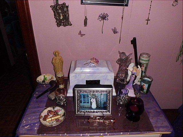 My Ancestors Altar