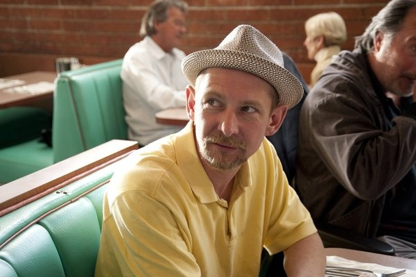 Ian Hart as Lonnie McHinery in HBO's Luck.