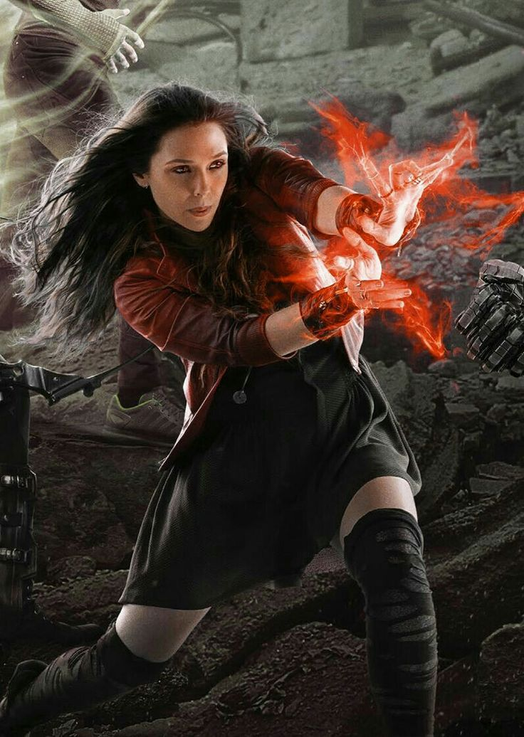 Pin by Afif on Marvel   Scarlet witch avengers, Scarlet