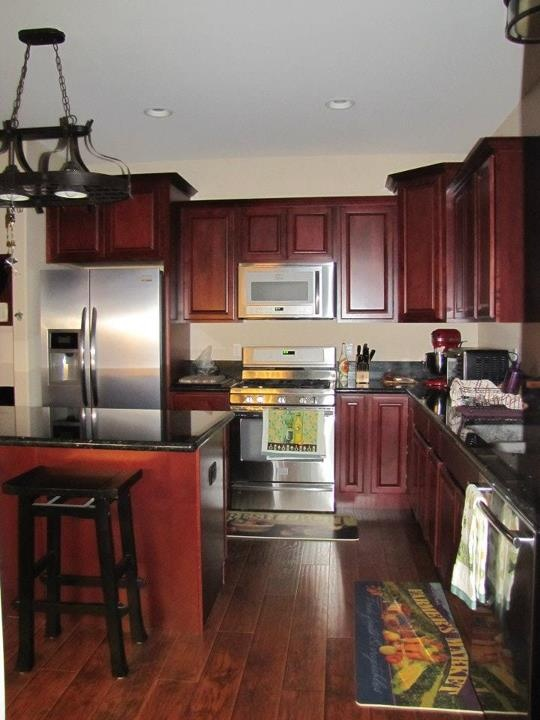 Kitchen Ideas Cherry Cabinets 48 best ideas to update current kitchen images on pinterest