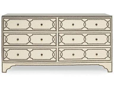 Bernhardt Interiors Cabrillo Nailhead Dresser