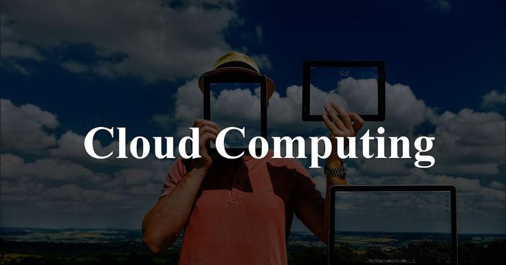 "There are many meaning of cloud computing .The term ""CLOUD"" is use for Internet.Cloud Computing means storing(saving),accessing and retrieving data on internet. It is a collection of servers which provide...."
