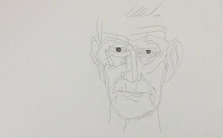ARTFINDER: Samuel Beckett by Joseph Mcgill -