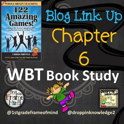 WBT 122 Amazing Games: Chapter 6 ~ Reading Games