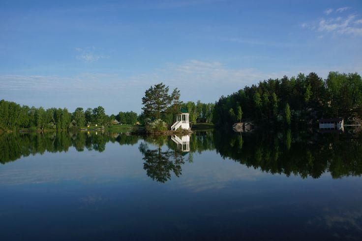 озеро Ая, Горный Алтай