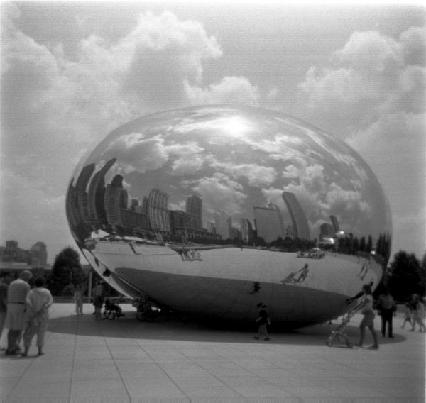 Cloud Gate, Chicago IL: Cloud Gates