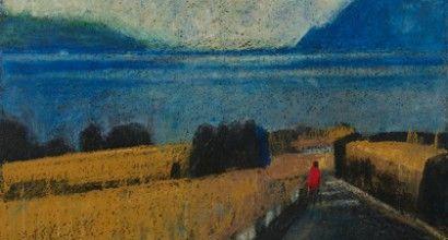 Chemin de vigne by Walter Mafli