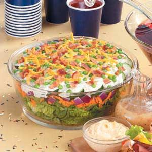 Layered+Salad+for+a+Crowd