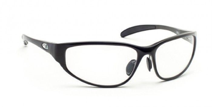 Prescription Safety Glasses: #RX-533 Black