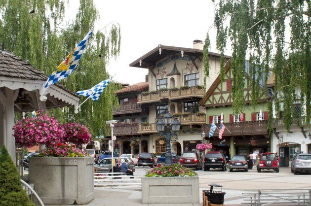 17 Best Images About Leavenworth The Bavarian Village