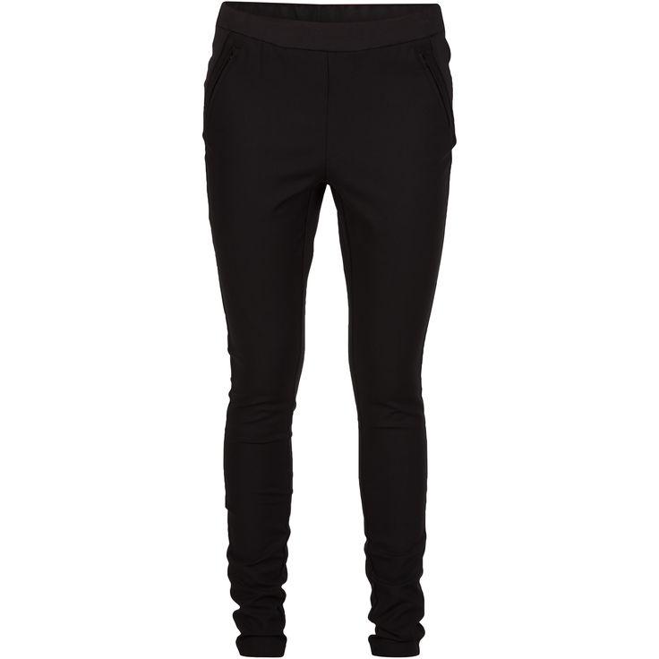 Gwynneth stretch pant #stretch #trousers #casual #perfect #fit #fashion #black #elegant #classy