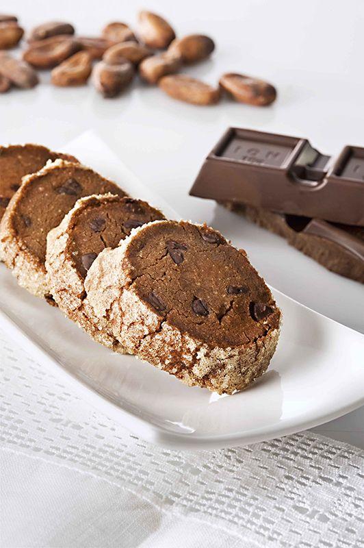 Σαμπλέ cookies σοκολάτας