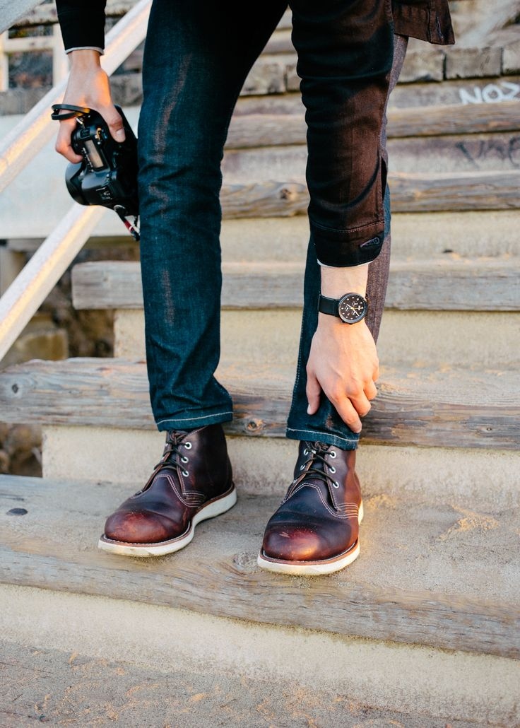 Red Wing Chukkas Product Pinterest Red Wing Dapper