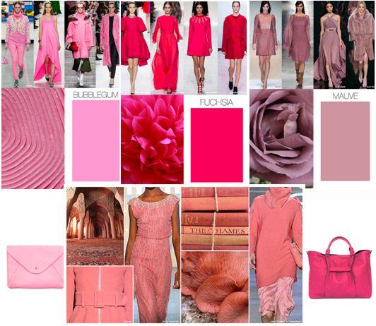 Momad Metropolis 2015 calienta motores en Madrid - Pink dresses