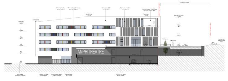 Academy Of Art Crafts (ESMA) / LCR Architectes