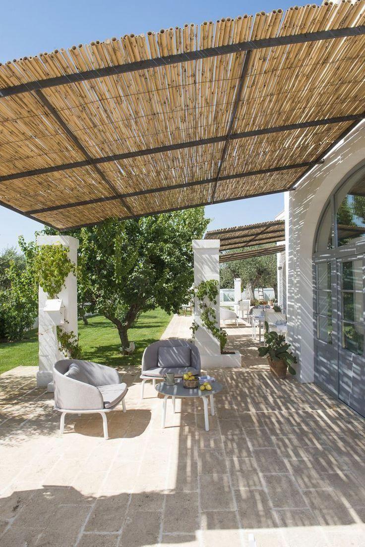 Pergola Outdoor Kitchen Terassenideen Patio Garten Diy Pergola