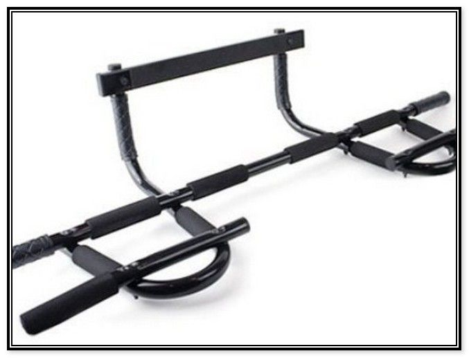 wonderful pull up bar door frame more design httpmaycutcom