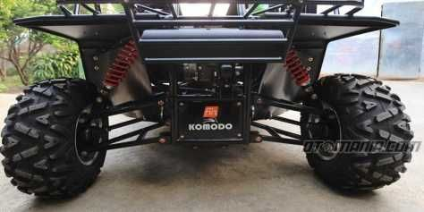 Komodo elastic suspension 250 cc