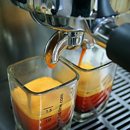 Red Espresso Shots