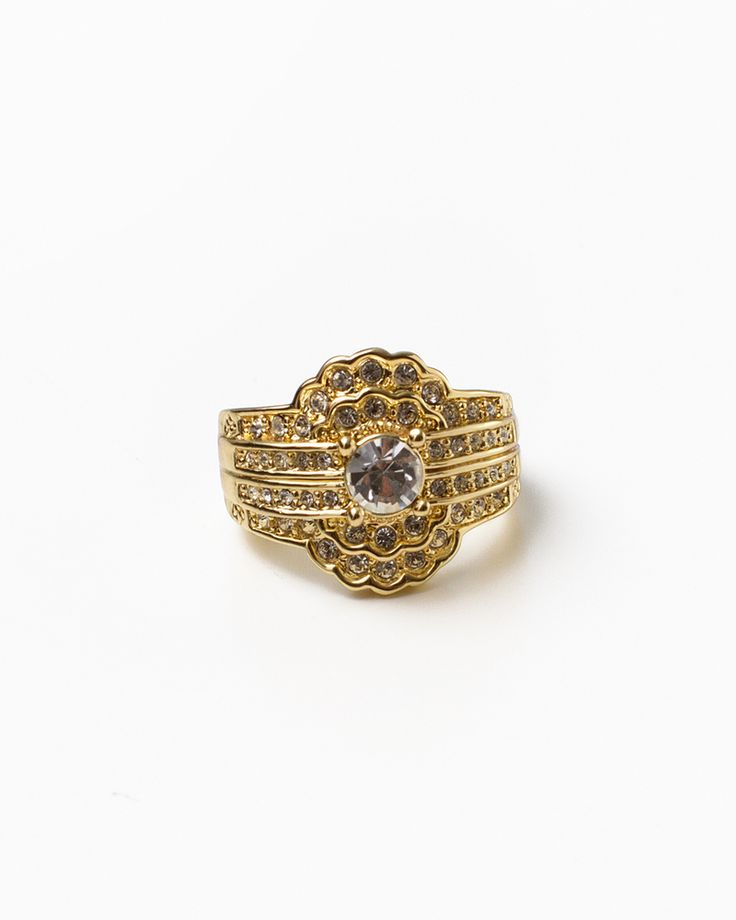 Regal Radiance Ring