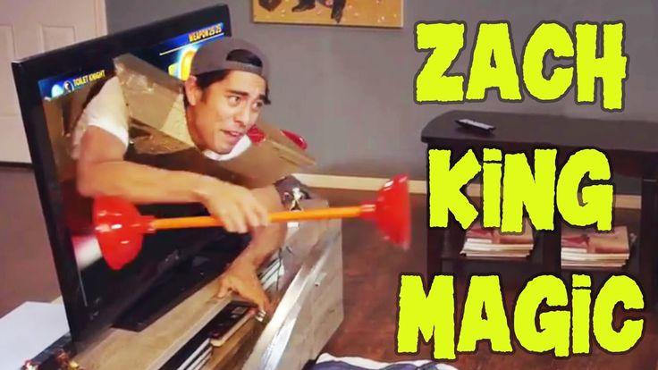 New Zach King Magic Vines 2016   Best Zach King Magic Tricks Ever