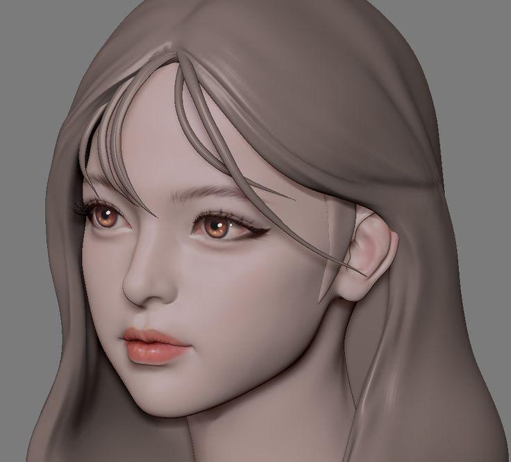 Gyang..., June Ho Cho on ArtStation at https://www.artstation.com/artwork/Ygbgd