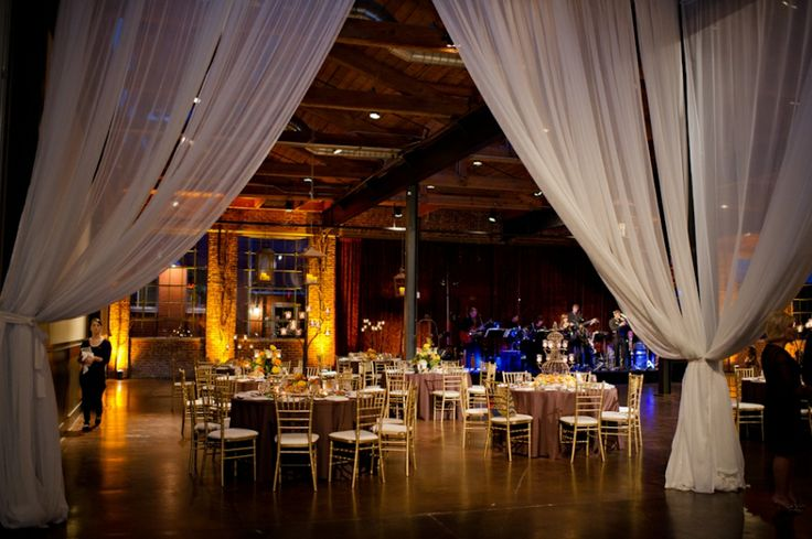 Atlanta Elegant Industrial Wedding Venue: The Foundry at Puritan Mill: http://www.novareevents.com/the-foundry-at-puritan-mill