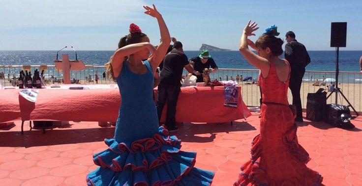 #FeriadeAbril de #Benidorm!     The #SevillesFestival in Benidorm! http://bit.ly/FeriaAbrilBenidorm16 … vía @visitBenidorm
