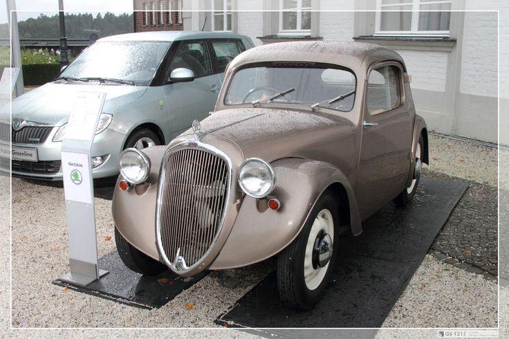 Škoda Auto / Skoda / 1936 - 1937 Škoda Sagitta Prototyp (Typ 911)