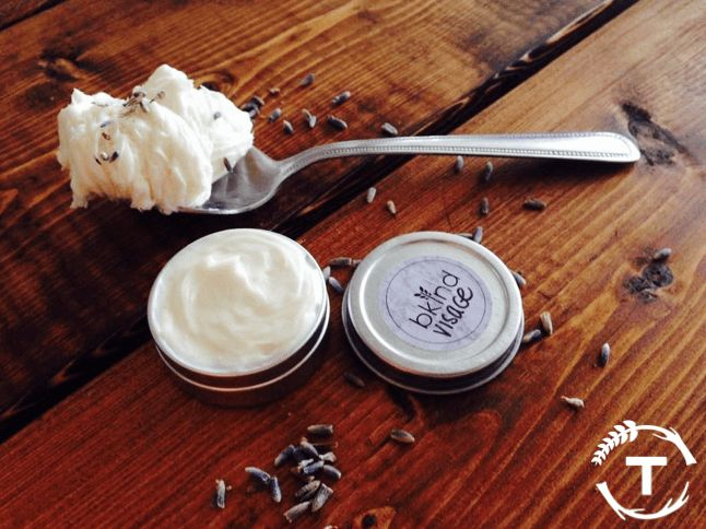 Crème pour le visage DIY pour températures hivernales - Les Trappeuses - DIY Face Cream for Winter