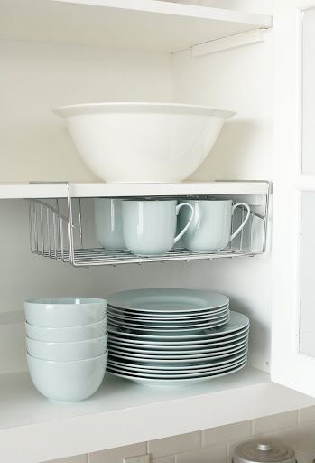 Kitchen organizing tips from Martha Stewart