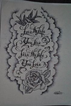 Half Sleeve Tattoo Designs Drawings | ... tattoo design 2012 2014 ryanmonsterholmes half sleeve design for a