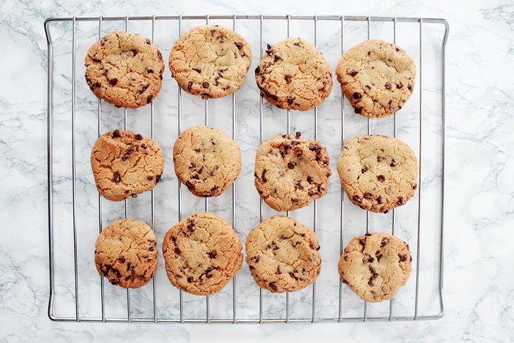 Les meilleurs cookies aux pépites de chocolat 1