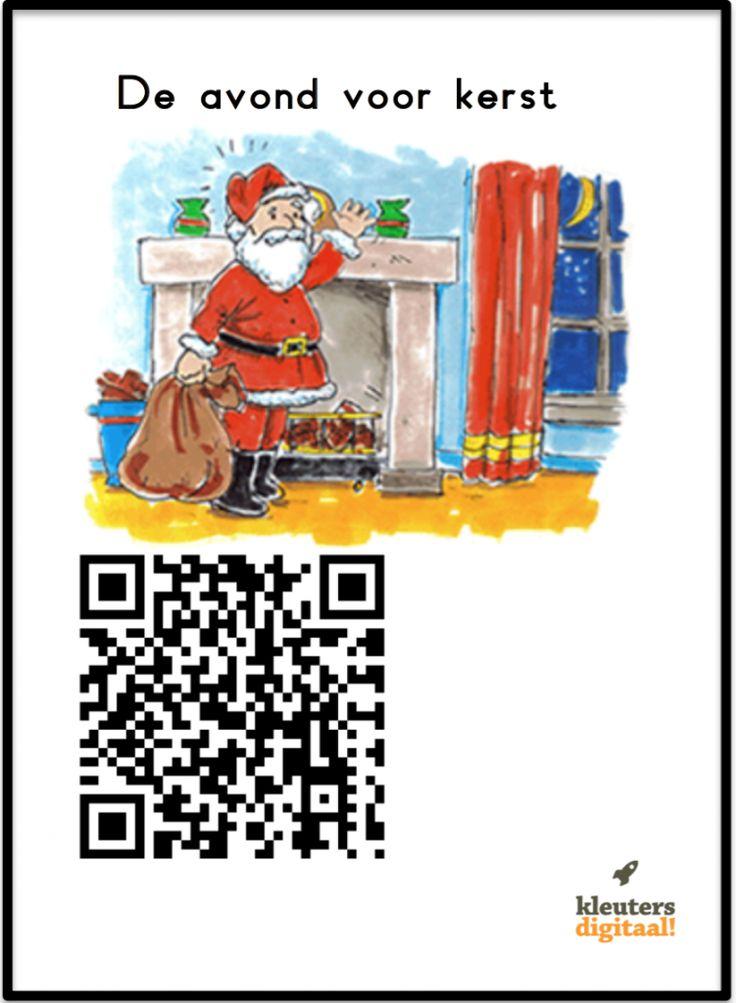 QR Codes met Kerst