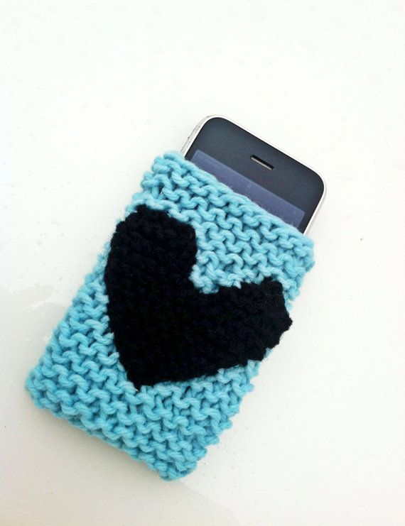 74 best images about cool knit stuff on Pinterest Cell phone pouch, Cases a...