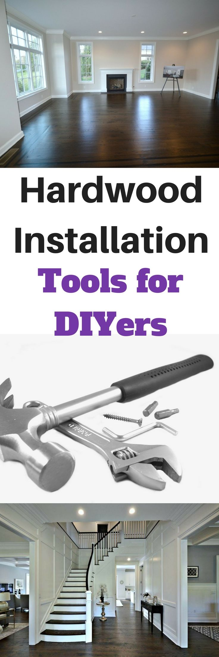 DIY Hardwood Installation tools - 9 must have tools for do-it-yourselfers
