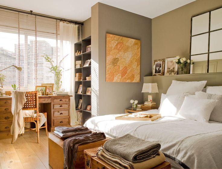 Más de 1000 ideas sobre paredes de dormitorio verdes en pinterest ...