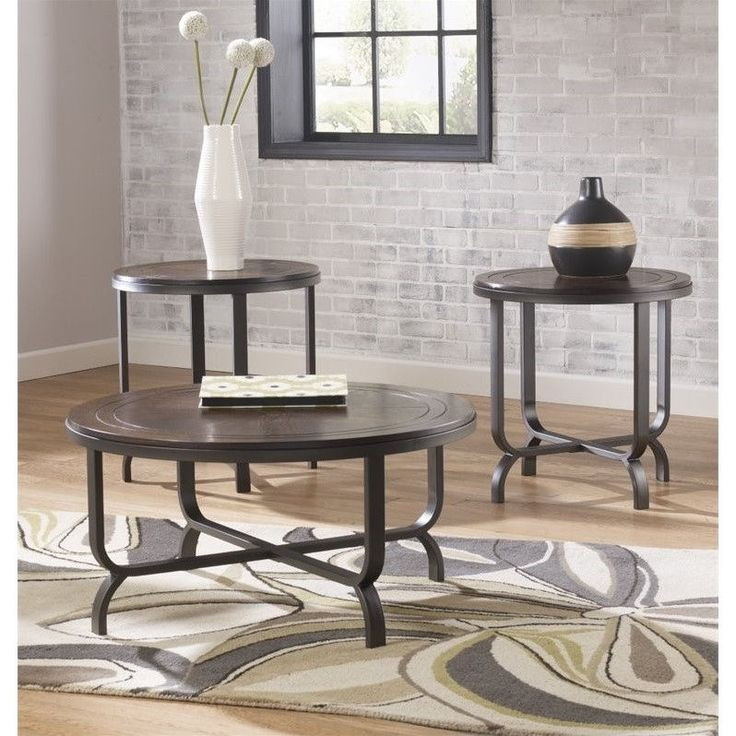 Best 25+ Round coffee table sets ideas on Pinterest | Living room ...