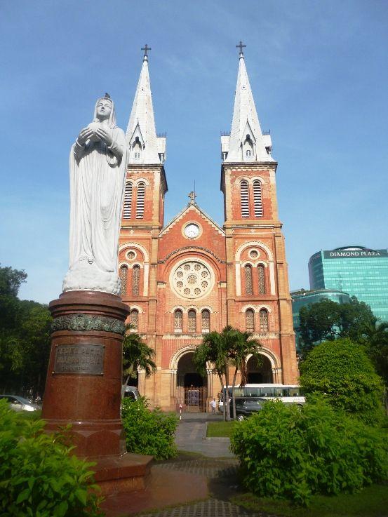 Solo Travel Destination: Ho Chi Minh City, Vietnam http://solotravelerblog.com/solo-travel-destination-ho-chi-minh-city-vietnam/
