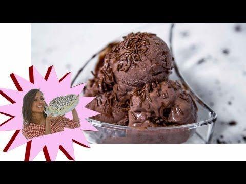 ▶ Gelato di Soia al Cioccolato - Le Ricette di Alice - YouTube