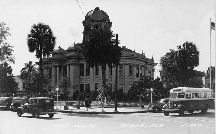 Original Marion County Court House, Marion County FL
