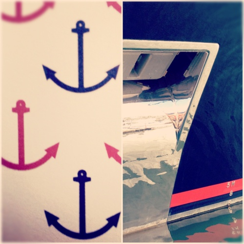 Anchors Away //  Mast Brothers Chocolate / Attessa IV ///    yacht photo: delegate j