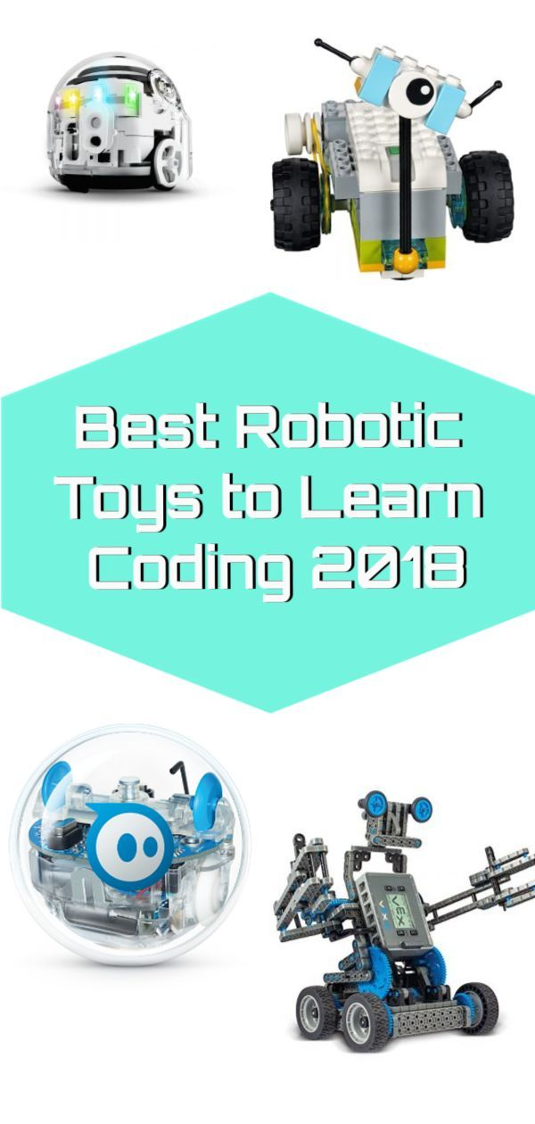 Best Robotic Toys To Learn Coding Teaching Stem Education