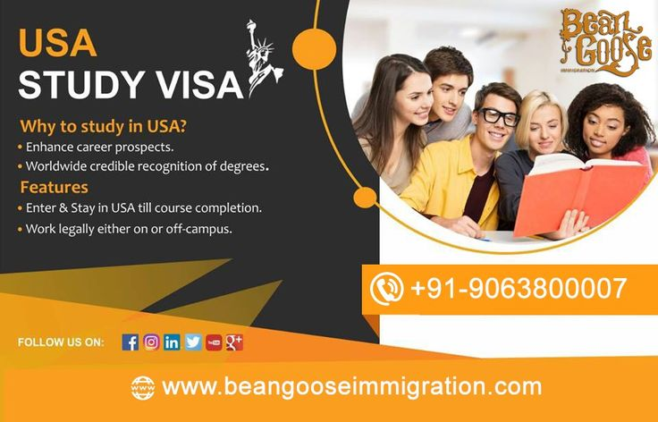USA........STUDY........VISA * With IELTS * Gap Acceptable