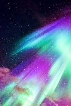 ✯ Aurora Borealis