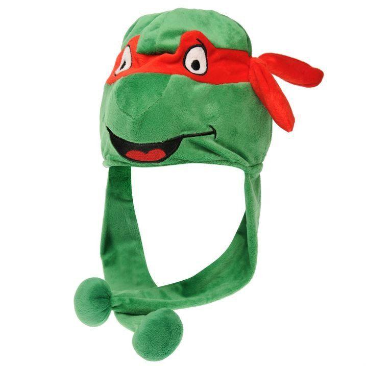 Lasten Ninja Turtles hattu