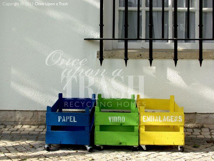 ECOPONTO * By Once Upon a Trash