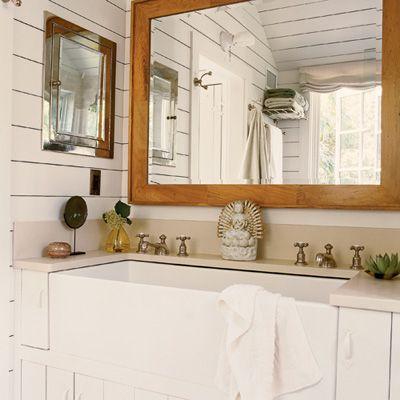 100 Comfy Cottage Rooms Farm House Bathroomcottage